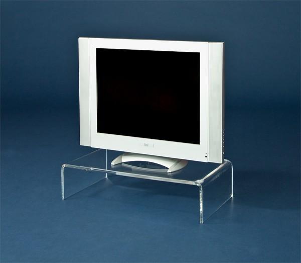 acrylglas tv br cke moebel glanz specialist for. Black Bedroom Furniture Sets. Home Design Ideas